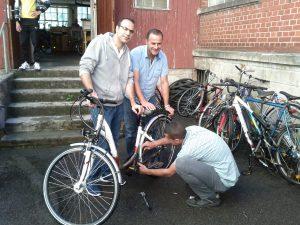 Fahrradwerkstatt @ Ripperg 5 | Schwäbisch Hall | Baden-Württemberg | Deutschland