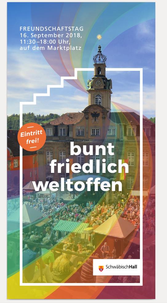 Freundschaftstag 2018 @ Schwäbisch Hall